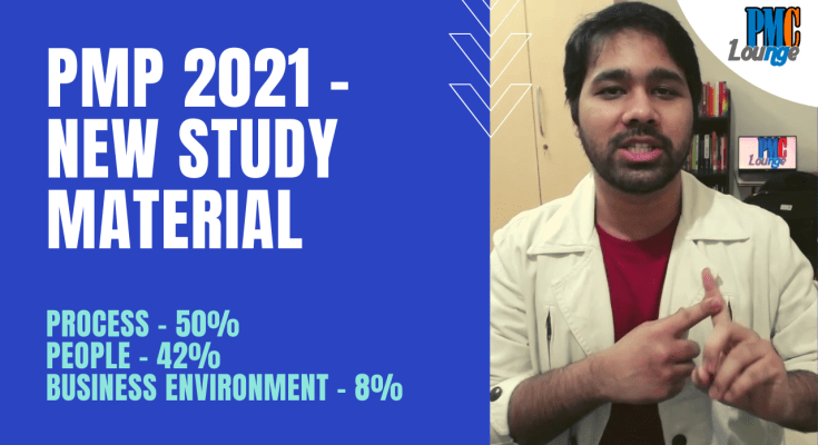 pmp 2021 new study material - Study Material for the PMP 2021 | What to study for the new PMP?