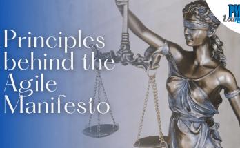 12 principles behind the agile manifesto - 12 Principles behind the Agile Manifesto
