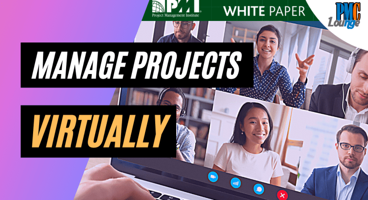 managing projects virtually with teams distributed geographically - Managing Projects with Teams that are Remotely Located, Geographically Distributed and Multicultural