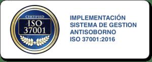 implementación sistema de gestion antisoborno ISO 37001