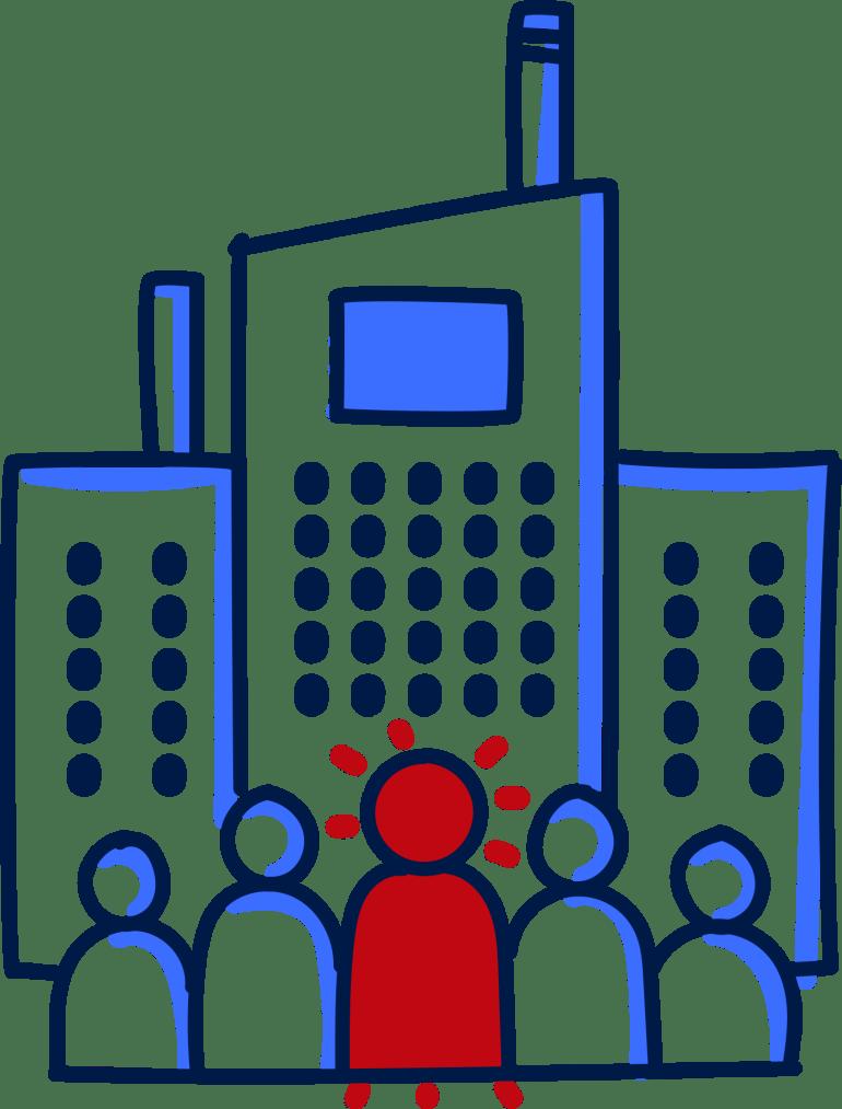 partes interesadas en ISO 9001