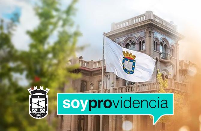 Desarrollo web Municipalidad de Providencia