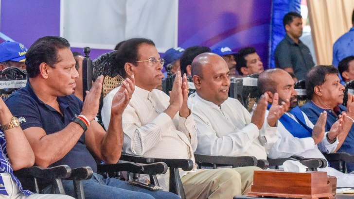 SLFP readies for a method acceptable to both the party and its supports – President