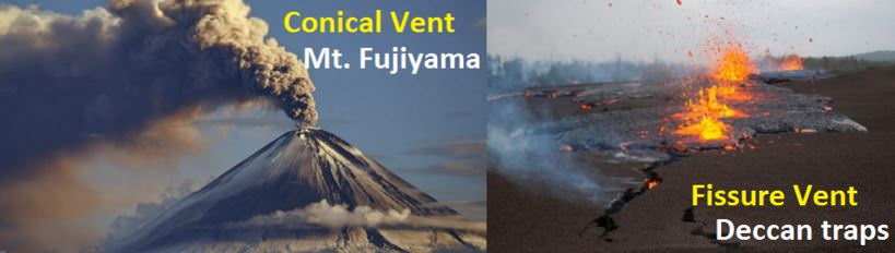 Volcanism-Conical-Vent-Fissure-Vent