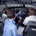 Expert flight training instructors