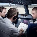 Airbus 320 flight training