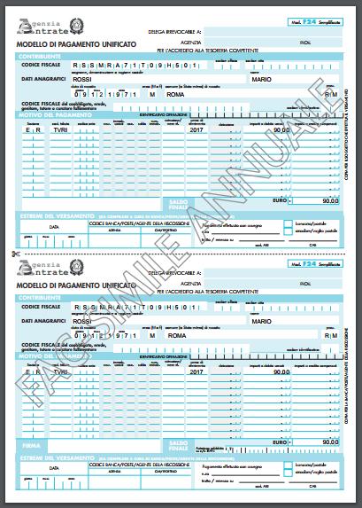 Pagamento F24 Cartaceo E Telematico Dove Si Può Effettuare
