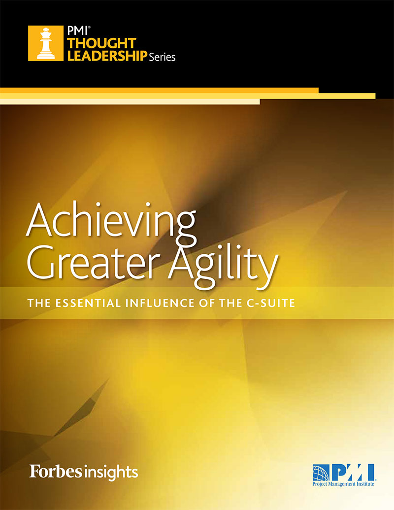 The Influence Of C Suite In Project Agility Pmi