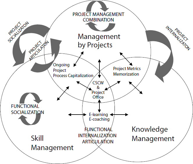Knowledge management and projects' capitalization