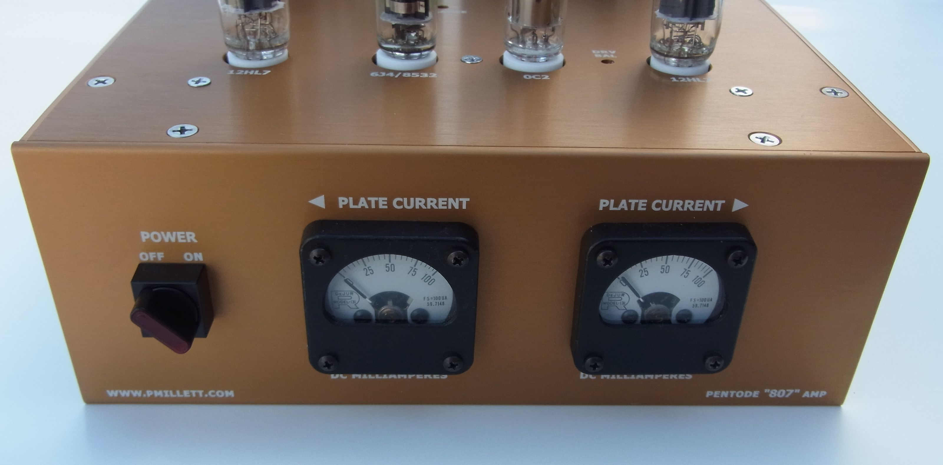 Push Pull Amplifier Schematic