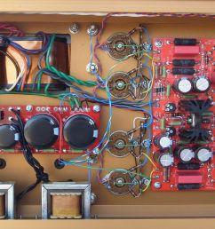 807 push pull amp [ 2917 x 1780 Pixel ]