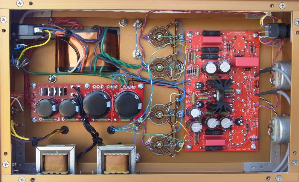 medium resolution of  807 push pull amp