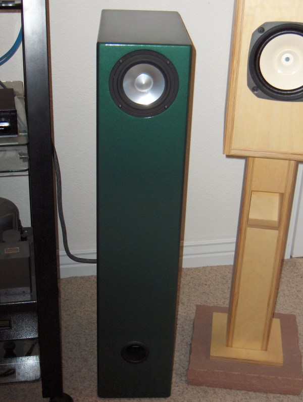 Diy Full Range Speaker Box - Year of Clean Water