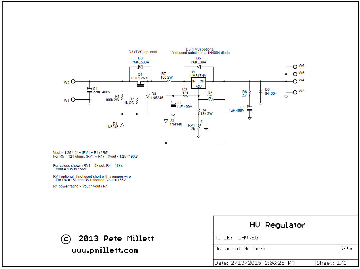 hight resolution of high voltage regulator voltage floating regulator here is the schematic or download it as a