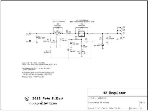 small resolution of high voltage regulator voltage floating regulator here is the schematic or download it as a
