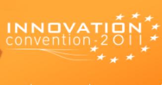 Innovazione per le PMI: Innovation Convention, Bruxelles, 5-6 Dicembre