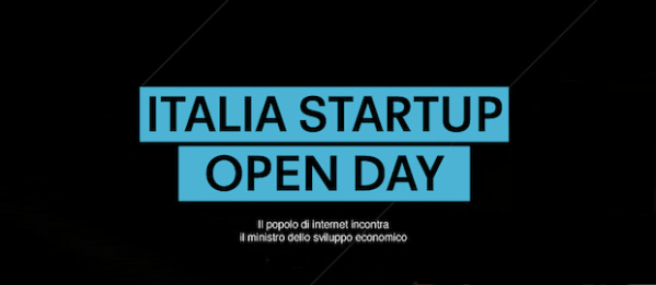 Italia Startup Open Day: proposte concrete per sviluppare il sistema start up