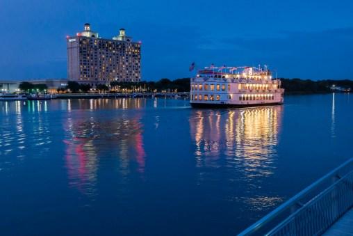 Cruisin' The Savannah River