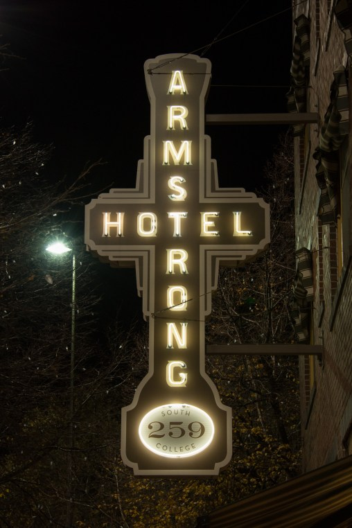 The Fort Collins Armstrong Hotel