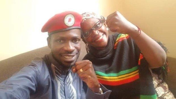 Stella Nyanzi attacks Bobi