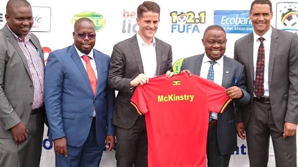34-year old Northern Irishman named new Uganda Cranes head coach – PML Daily