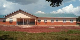 Maternity Block at Kimaka HC II Jinja Municipal Council (PHOTO/File)