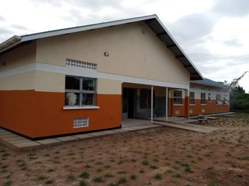 Maternity Block at Olok HC II Pallisa District