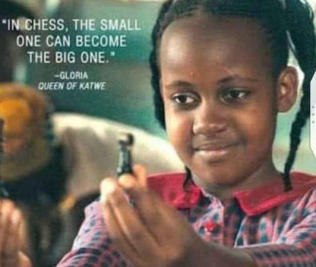 Popular Actress Nikita Gloria In Queen Of Katwe Succumbs To