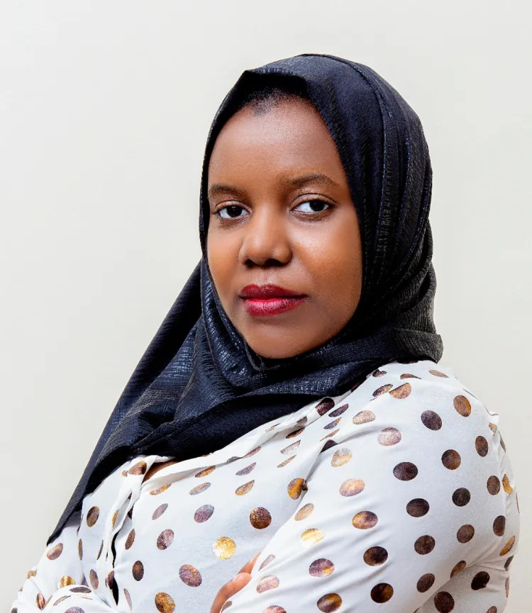Shakilah Nagujja, Manager of the MUBS eLearning Centre, a lecturer, and a PhD student at Nelson Mandela University (PHOTO/Courtesy).