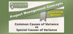 Common Causes vs Special Causes of Variance
