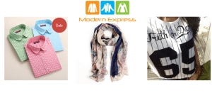 The Modern Express Got Large Variety Of Modern Apparel and Accessories