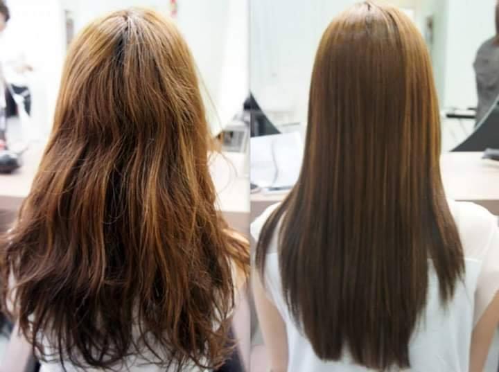 La Formule instant hair repair bridal