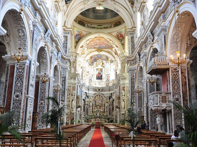 PMO  Chiesa del Ges  Casa Professa