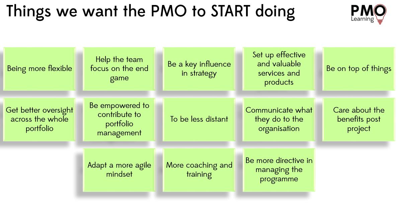 PMO Courses