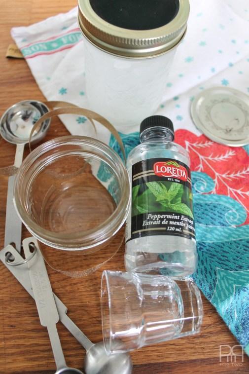 peppermint vodka supplies