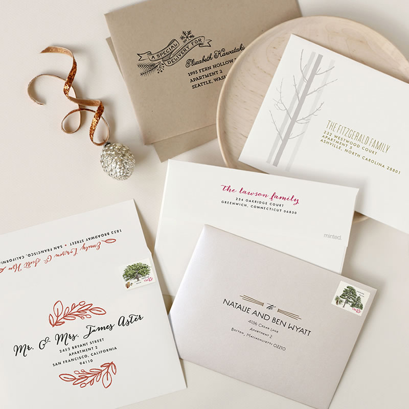 Christmas Cards & Minted
