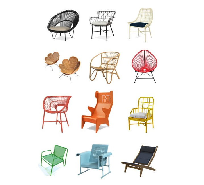 Chairs for Florida Room