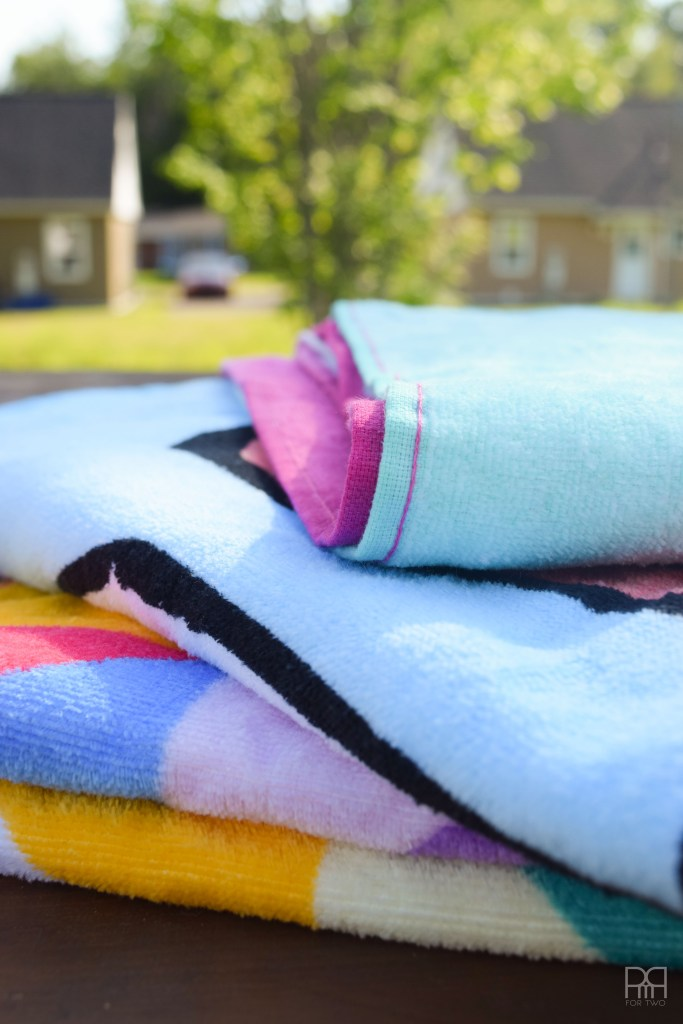 Patio Tour towels