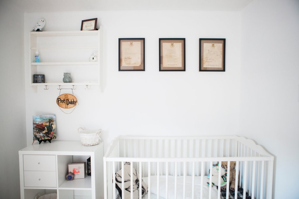 Ashlee's PMQ baby room