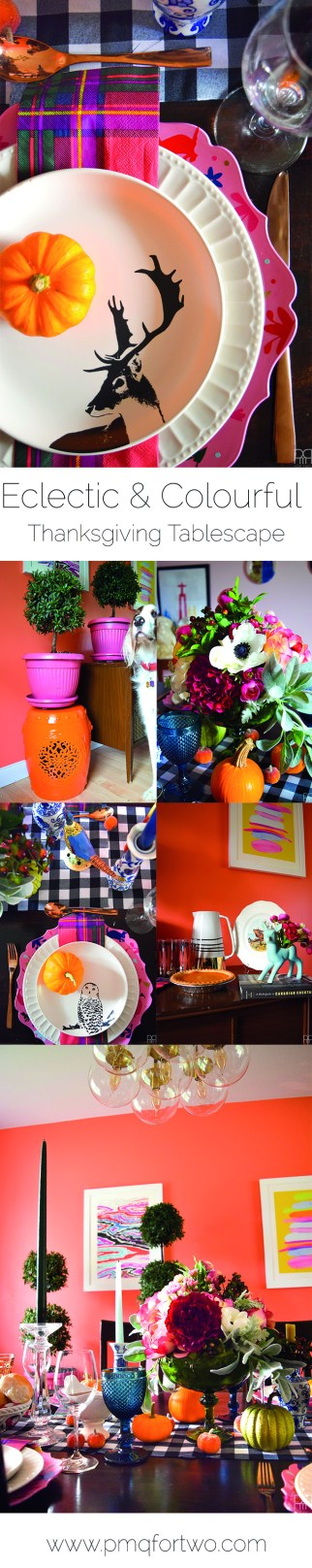eclectic-colourful-thanksgiving-tablescape