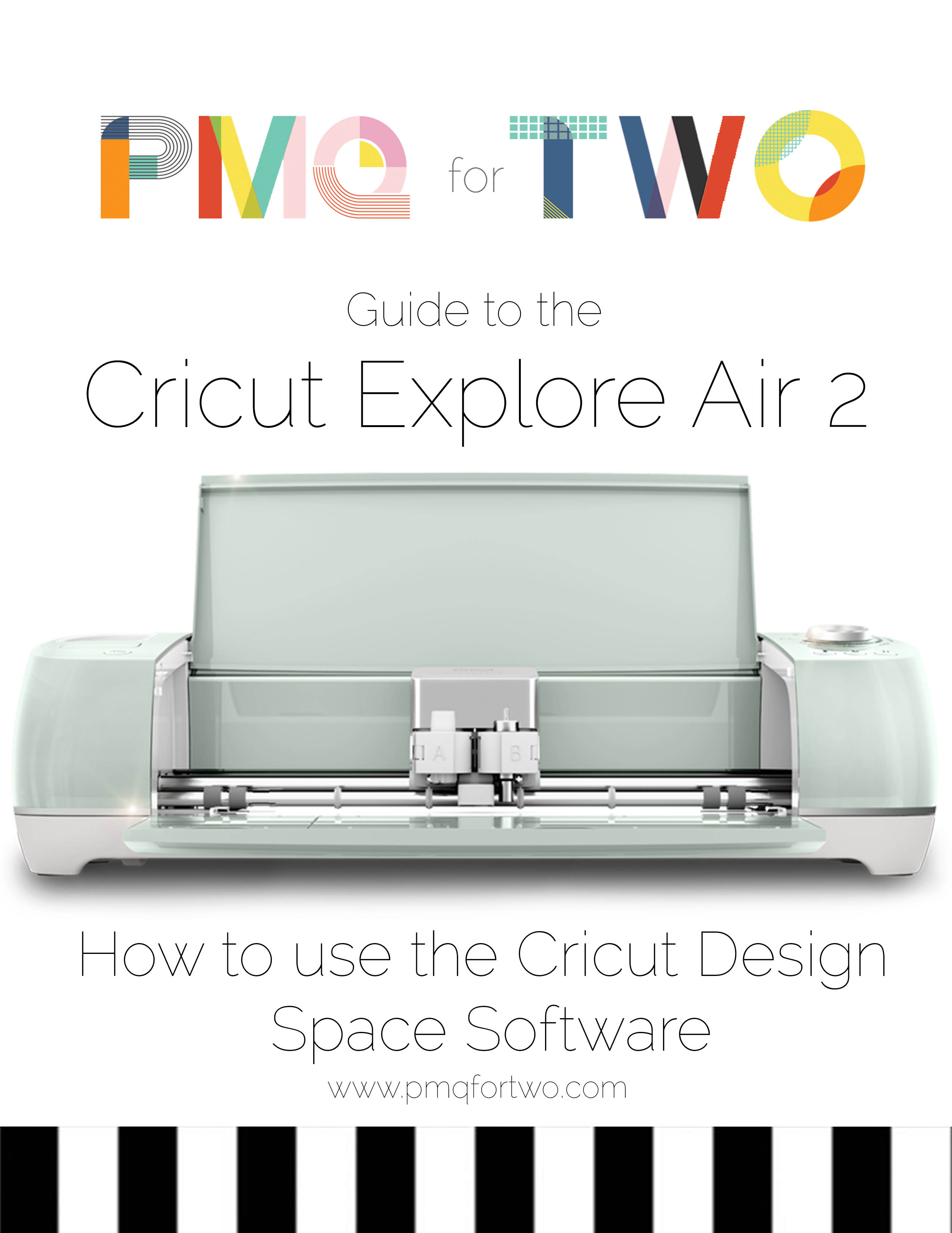 How To Use The Cricut Design Space Software