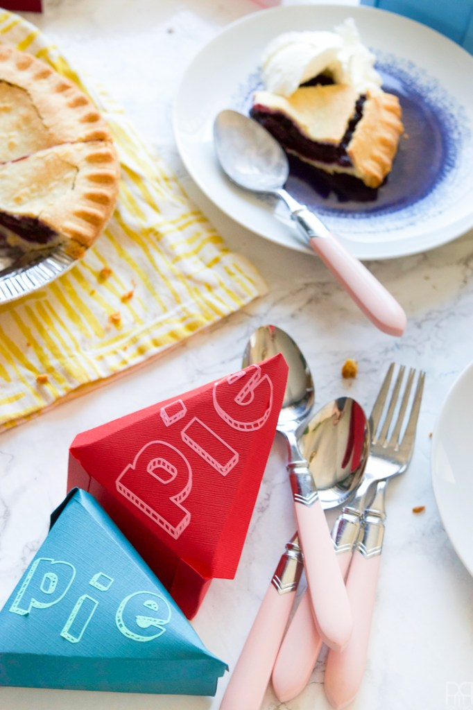 Diy Take Away Pie Boxes