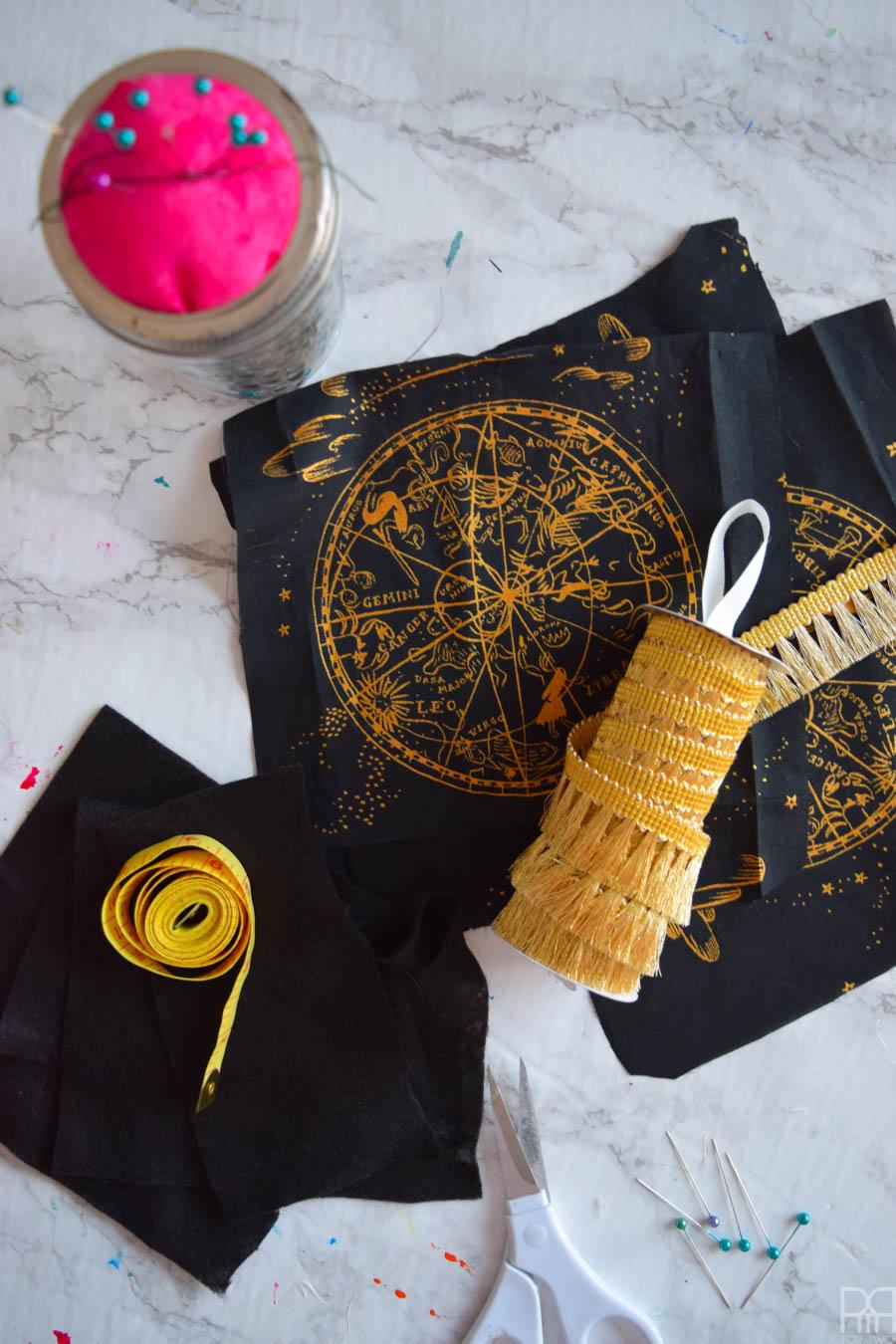 DIY Astrology Coasters