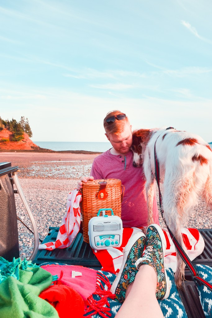 KETO Beach Picnic with Homesense