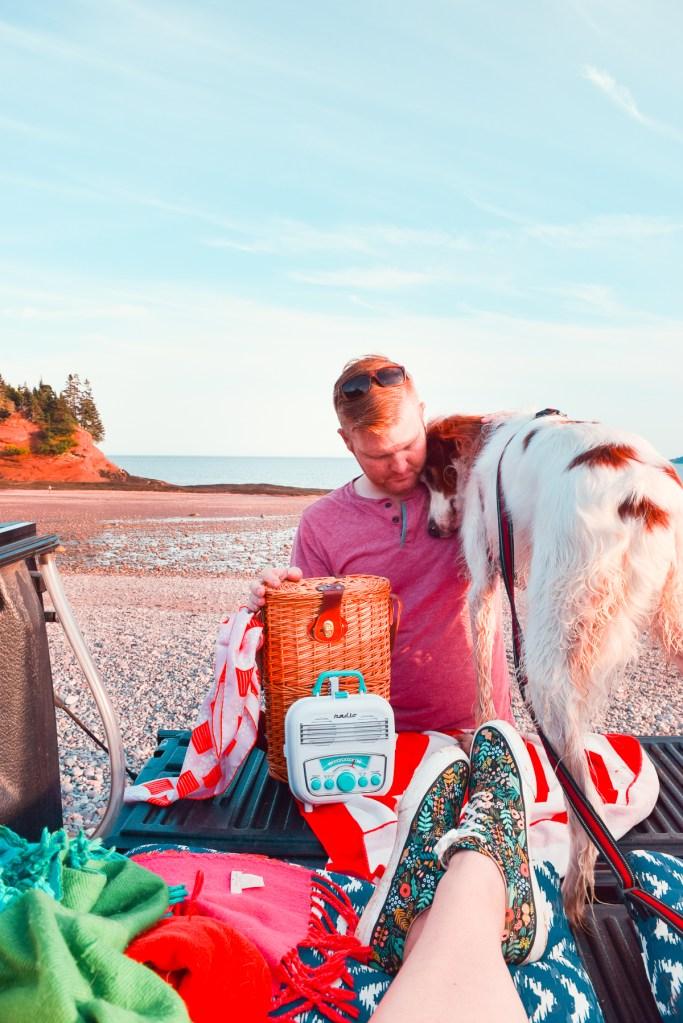 KETO Beach Picnic with Homesense