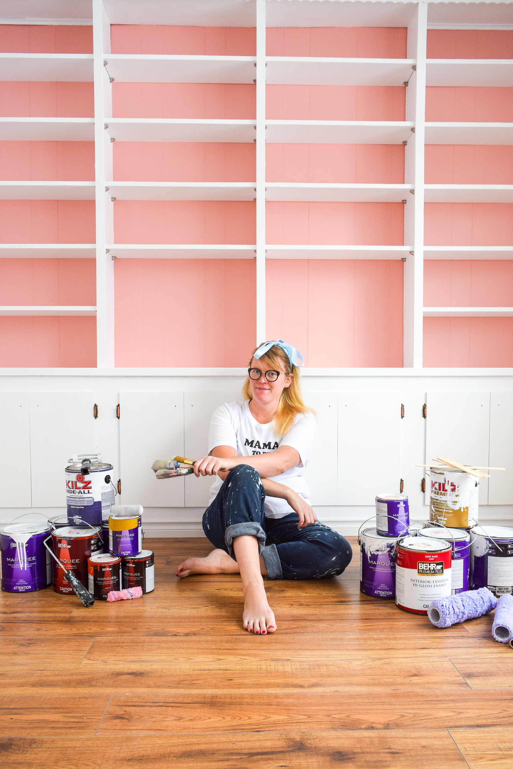 Home Painting Tips from an Expert: the complete guide to paint selection, tools, tips and tricks for painting anything in your home.