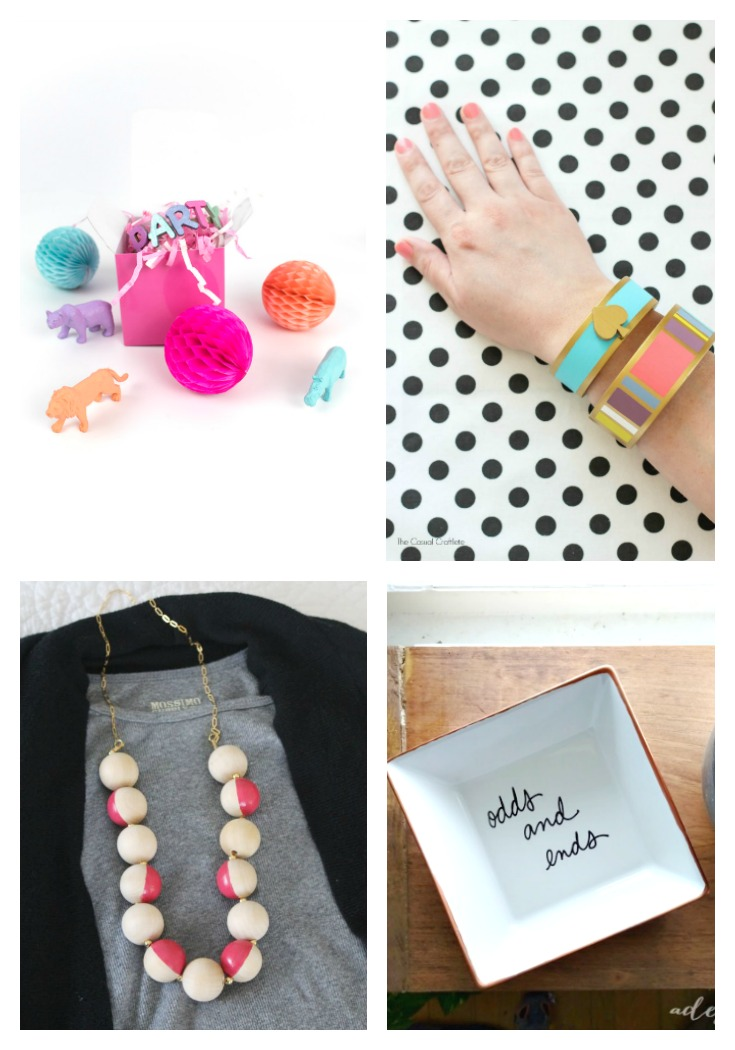 Make Your Own Jewelry Inspired By Kate Spade PMQ For Two