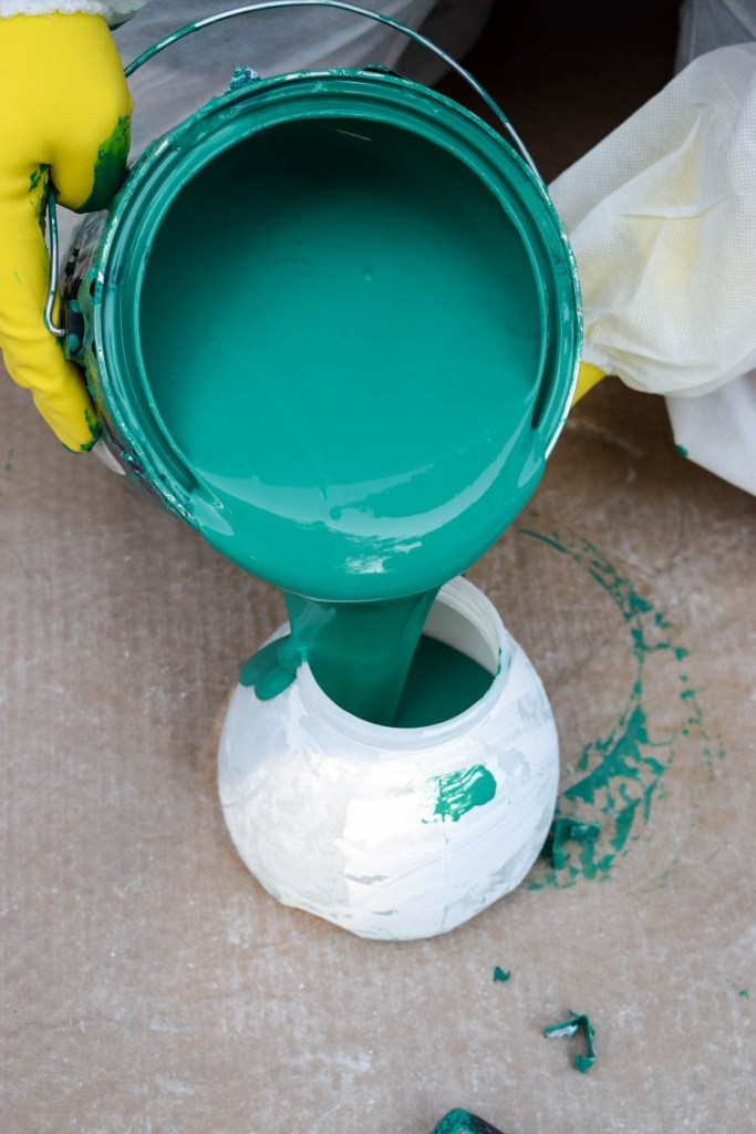 Ever wondered about using a paint sprayer instead of rollers and brushes? This step-by-step will help you master the process and conquer your next space! BEHR'S Marquee paint makes for the best material, so now you just need the right colour.