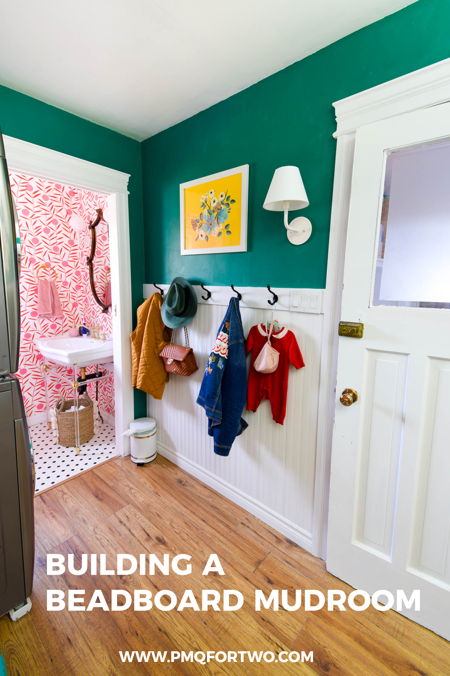 The Beadboard Mudroom Pmq For Two