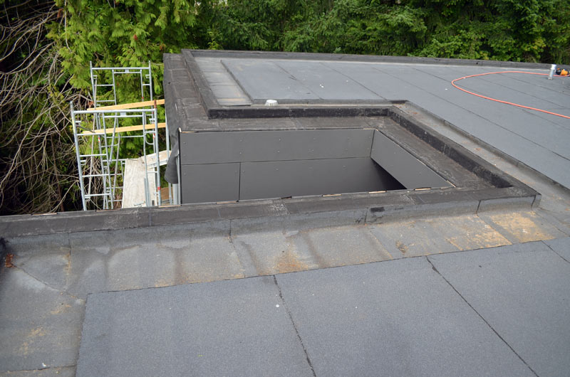 Does Your Flat Roof Have Proper Drainage Progressive